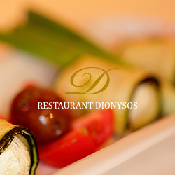 Dionysos Restaurant Website