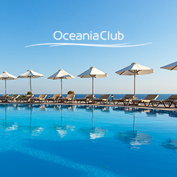 Oceania Club Resort Website Thumbnail