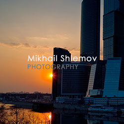Mikhail Shlemov Photography Website Thumbnail