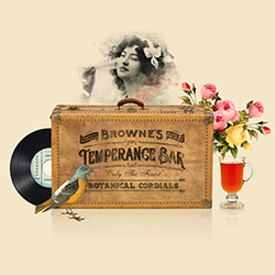 Browne's Temperance Bar Website Thumbnail